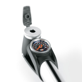 SKS Injex Control Aluminium Minipumpe schwarz/silber